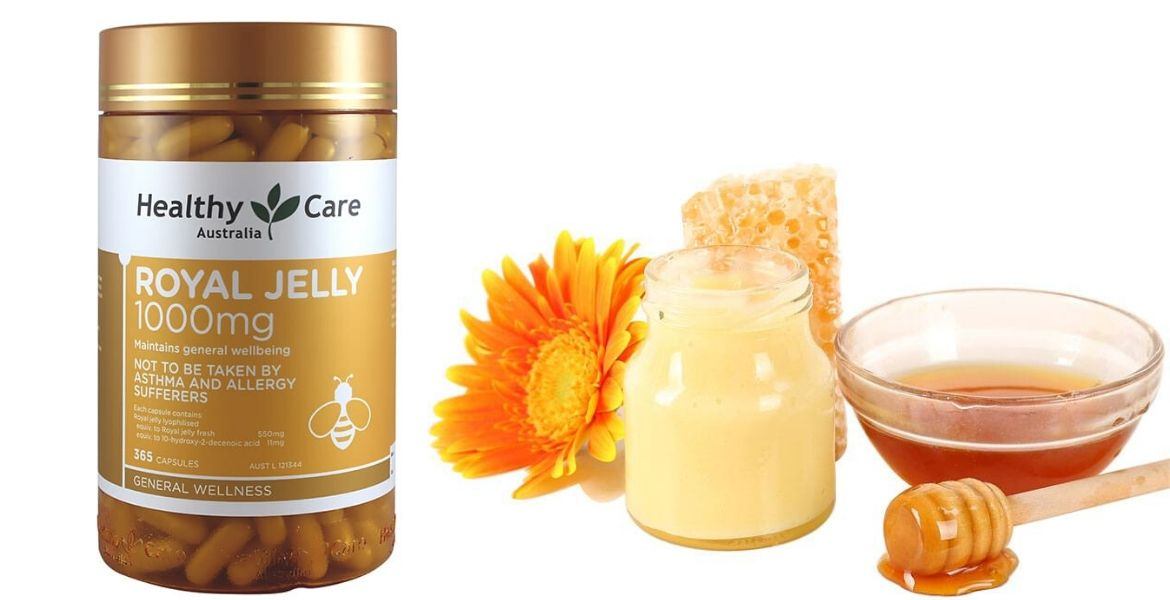 Healthy-Care-Royal-Jelly-1000mg-cua-Uc
